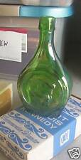 Vintage Glass Robert F Kennedy President Decanter MIB