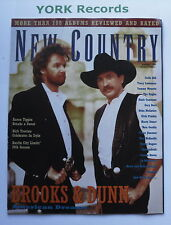 NEW COUNTRY MAGAZINE - January 1995 - Brooks & Dunn / Aaron Tippin /Rick Trevino