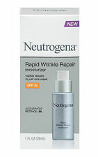 Neutrogena Rapid Wrinkle Repair Moisturizer Broad Spectrum SPF 30 1 Oz