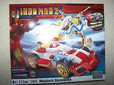 *MEGA BLOKS IRON MAN 2 WHIPLASH SHOWDOWN
