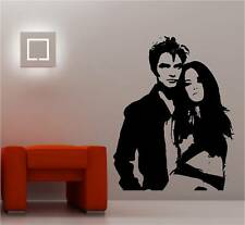 TWILIGHT BELLA & Edward autocollant Art Mur Décalques en vinyle