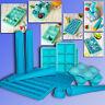 Silikon Eiswürfel Bereiter, Crushed Ice Form, Eiskugel Eislolly Wassereis Form