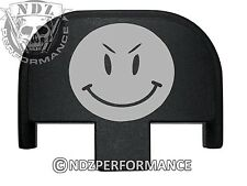 Rear Slide Plate for Smith Wesson S&W SD9 SD40 VE 9mm 40 BK Smiley 3