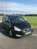 Ford Galaxy 1.8 TDCI Ghia, 2006/56 Plate, Amazing History, Twin Elec Tow bar