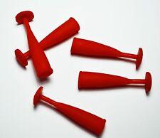 Brush Tails for Artist Line Brush Hanger: 4 watercolor, oil, & other pai brushs
