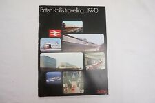 1970 British Railways Publicity Booklet HST