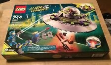 LEGO Alien conquest # 7052 Light-Up UFO!! Super COLLECTABLE! Sealed NIB NEW