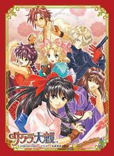 Sakura Wars Taisen Hanagumi Trading Card Character Sleeves Collection Anime