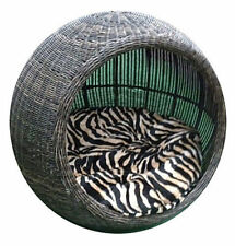 Igloo Spare Cushion Insert Mat for Rattan Bed, UltraThick Cushion  Tiger Print