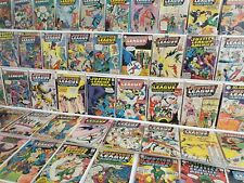 Justice League of America #9-93 DC Comic Full Run Lot 21 22 75 JSA Crossover