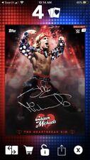 Digital Card Topps SLAM WWE John Cena SummerSlam PURPLE LIMITED