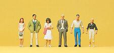 "Preiser 10022 H0 Figurines "" Pedestrians "" # New original packaging #"