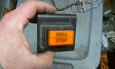 ice wheel of fortune arcade redemption coin pusher stop button #2