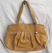FURLA Handbag Large Leather Bag Satchel Pocketbook Purse