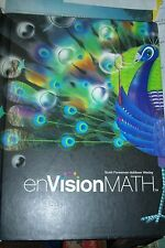 Scott Foresman enVision Math 5th Grade 5 Student Textbook