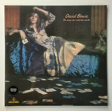 Bowie, David - The Man Who Sold The World LP Record Vinyl - BRAND NEW