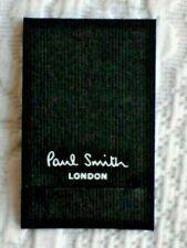 DESIGNER PAUL SMITH LONDON SIGNATURE COLLAR STAYS RRP £55 BNWT BONES STIFFENERS