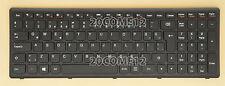 NEW For Lenovo S500 Z510 S510P Keyboard Turkish Klavye Turkey Türk Black Frame
