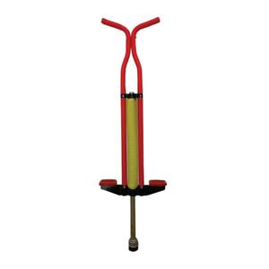 Red Pogo Stick Kids Jumping Jackhammer Toy Jump Hopper Exercise Health Children