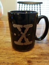 """*Vtg* 1995 20TH CENTURY FOX THE X FILES COFFEE CUP Mug """"the truth is out there"""""""
