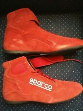 SPARCO RACE 2, Driver Shoe, SFI Rated, RED