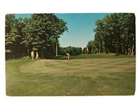 Sugar Loaf Golf Course, 3rd Hole, Leelanau County, Cedar, Michigan MI Postcard