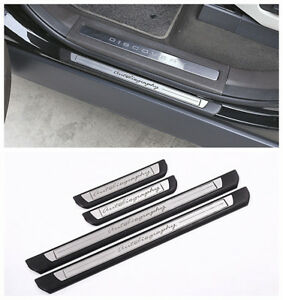 Door sill scuff plate Protector Trim For land rover Discovery5 Sport 2014+