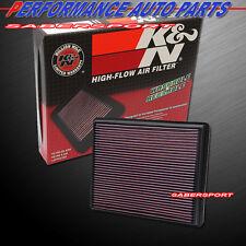 K&N 33-2129 HI-FLOW PANEL AIR INTAKE FILTER 99-12 SIERRA SILVERADO 4.3 4.8 5.3L