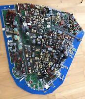 Lego Bluebrixx Manhattan New York