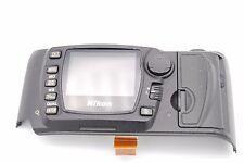 NIKON D70S REAR BACK COVER W/ LCD AND CF DOOR COVER REPLACEMENT REPAIR PART