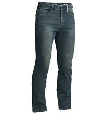 Lindstrands Men Motorcycle Denim Trousers MAYSON Jeans Blue HI-ART® 524203