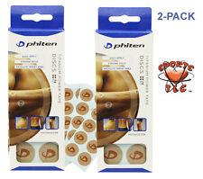 Phiten 70 Titanium Discs For Running Baseball Football