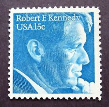 Sc # 1770 ~ 15 cent Robert F. Kennedy Issue (cb11)