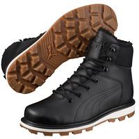 Puma Desierto Fun L Botas Zapatos de Invierno Cuero 36-48,5 Nuevo