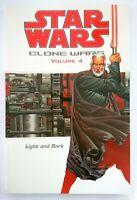 DARK HORSE   STAR WARS - CLONE WARS   VOLUME 4 - TPB (2004)   Z 1+ VF