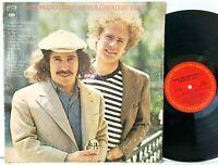 Simon & Garfunkel's Greatest Hits - Columbia KC 31350 LP Vinyl Record Album