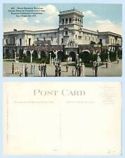 Home Economy Building c1915 Panama California Exposition Postcard Architecture
