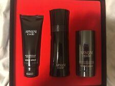 Armani Code 3 Pc. Gift Set