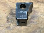 Lyman Marked Lee Lee Enfield Smle Mk Iv V .303 Rifle Rear Receiver Peep Sight
