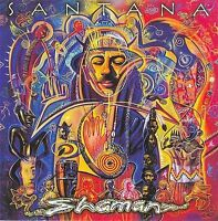 Shaman [Import Bonus Track] by Santana (CD, Oct-2002, Arista)