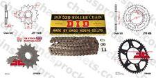 DID- Chain Kit 14t 43t 520 106 fits Kawasaki EX250R Ninja 250 R 08-12