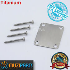 1Set Titanium Guitar Neck Plate Screws For Yamaha,Ibanez,Fender,Shur,PRS,etc