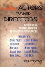 Actors Turned Directors: On Eliciting the Best Per