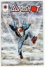 BLOODSHOT #6 Valiant Comics 1ST NINJAK APPEARANCE! KEY 1ST PRINT Eternal Warrior