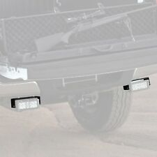 "For Toyota Tacoma 16-20 ZROADZ Rear Bumper Mounts for Two 6"" LED Light Bars"
