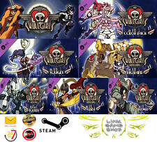 Skullgirls + All Characters +Color Palette Bundle DLC PC & Mac Digital STEAM KEY