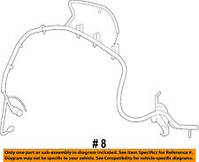 FORD OEM-Battery Cable CT4Z14300B