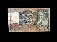 Niederlande (P056) 10 Gulden 1941 VF