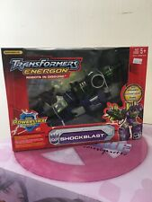 Transformers Energon Shockblast Figure