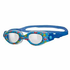 Zoggs Little Comet Zoggy Swimming Googles 0-6 Years Anti-fog UVA UVB Protection